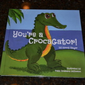 CrocaGator-Book