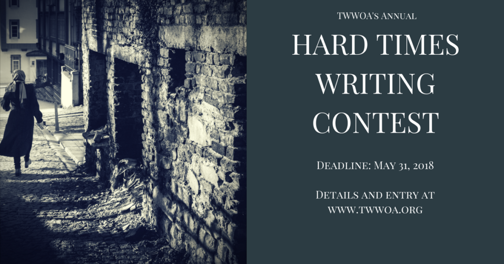 Hard Times Writing Contest