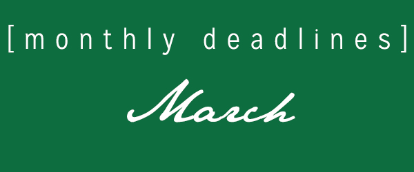March contests