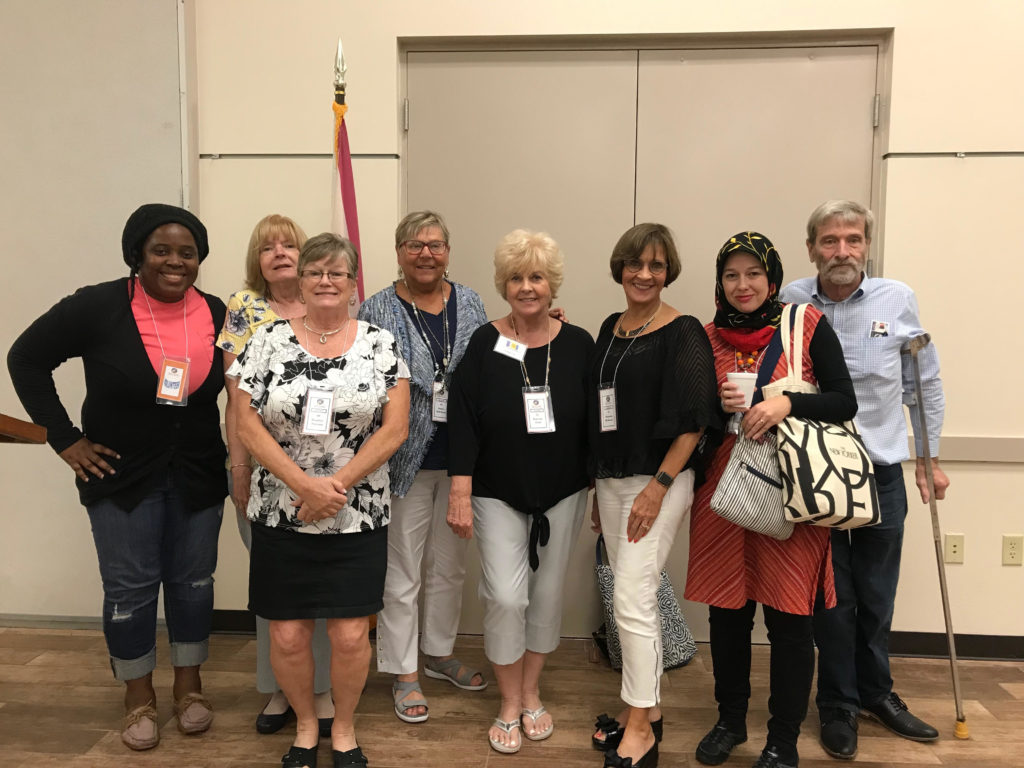 GCWA attendees