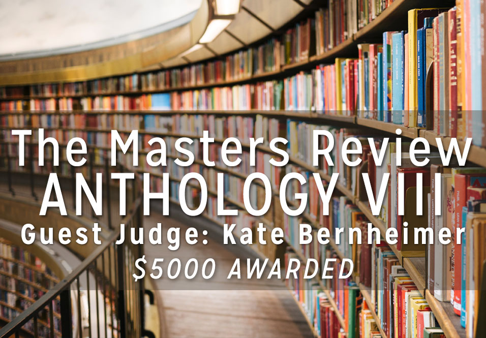 Masters Review Anthology