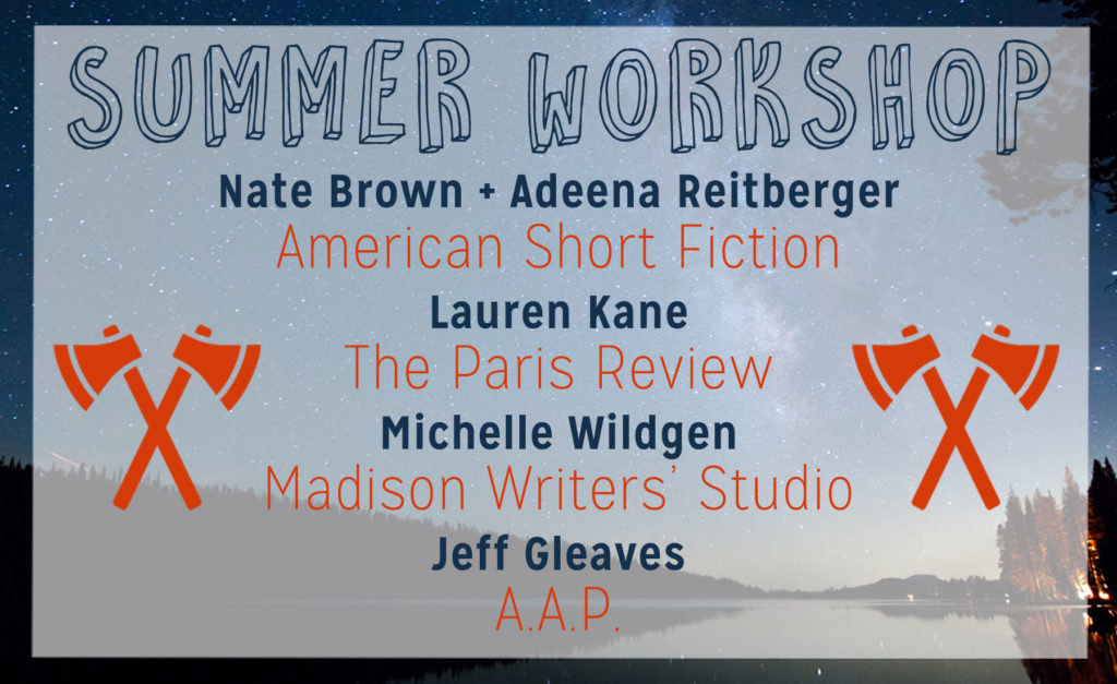 Masters Review Summer Workshop