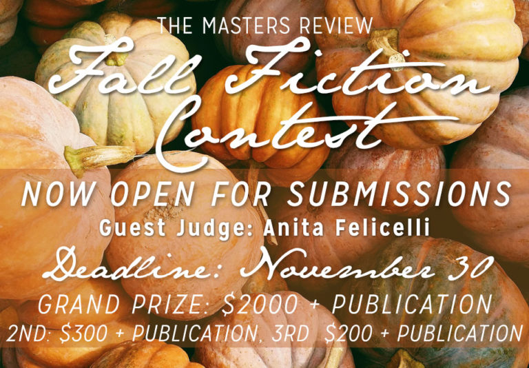 Masters Fall Fiction