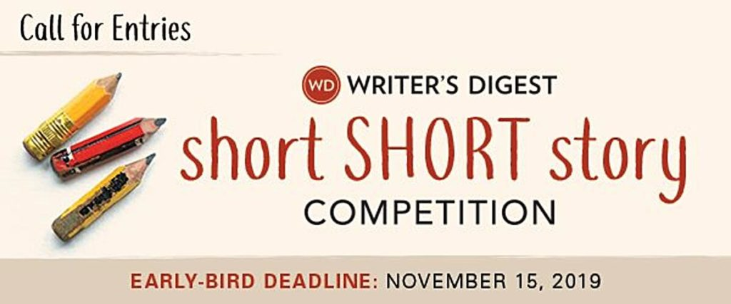 Writer's Digest Short Story