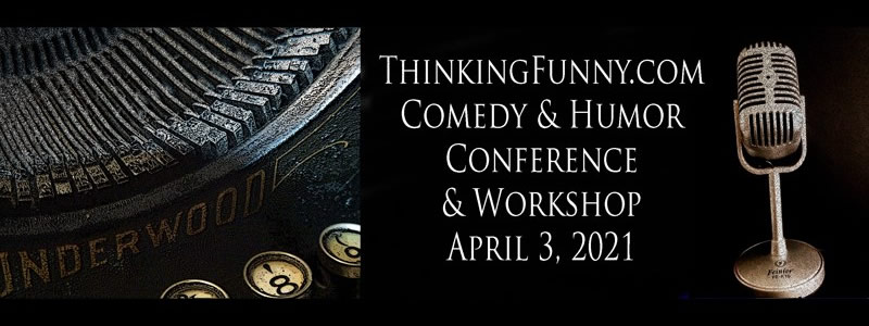 thinking funny workshop